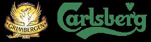 Grimbergen + Carlsberg Logo